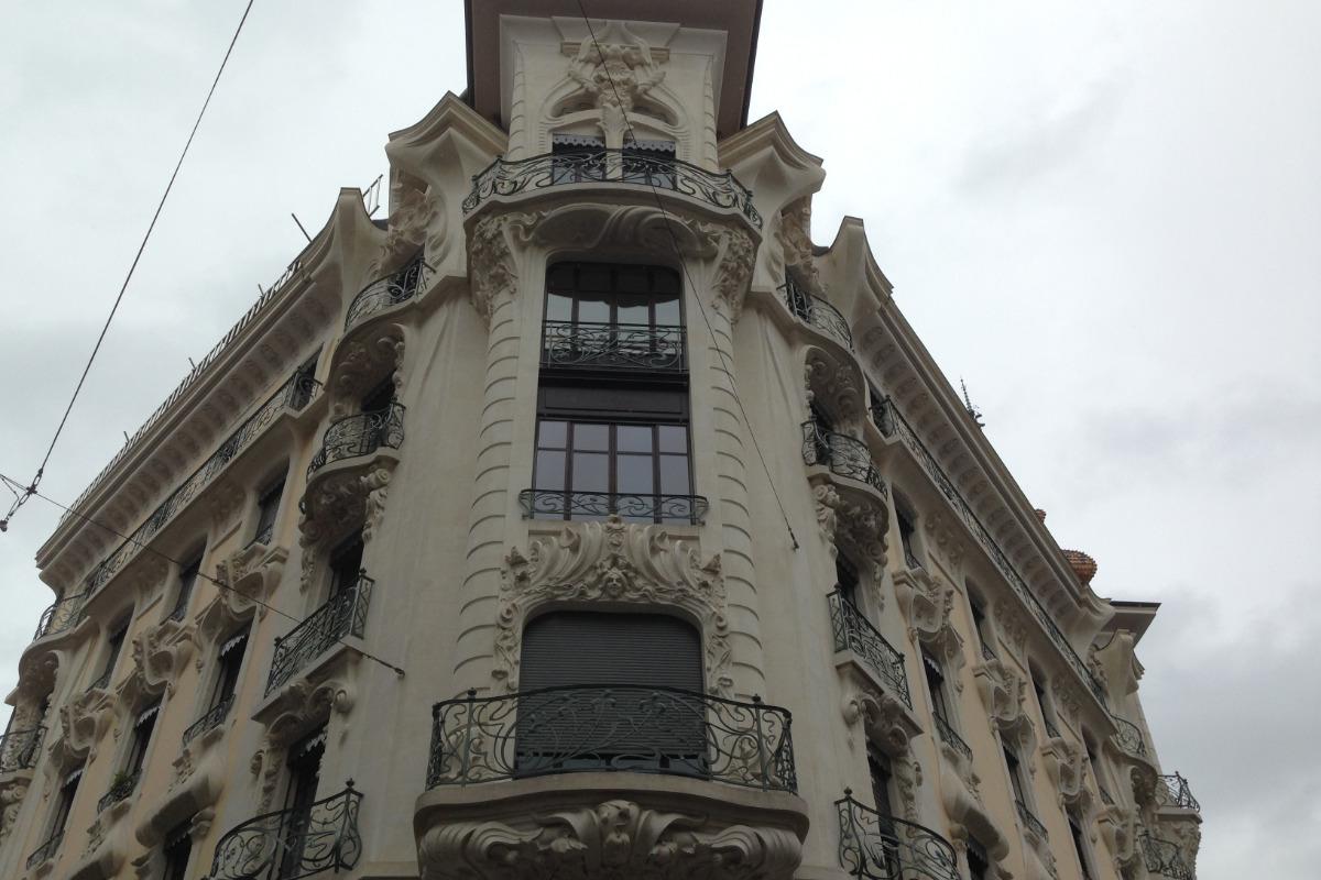 Maison des Paons