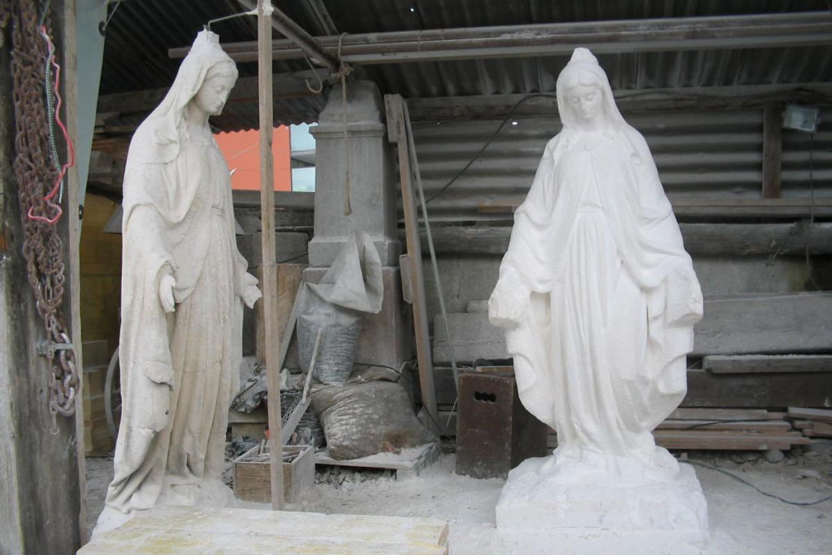 Vierge de Bernex